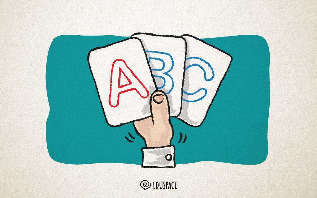 Flashcards: uno strumento per imparare a leggere e scrivere