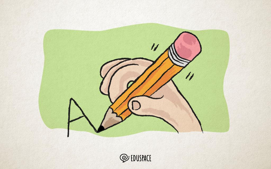 Imparare a scrivere bene? Il segreto sta nella prescrittura!